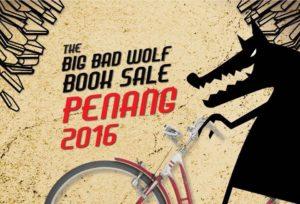 The Big Bad Wolf Book Sale Penang 2016
