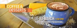 Penang Coffee & Desserts Festival 2016