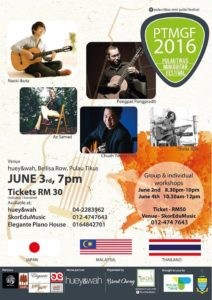 Pulau Tikus Mini Guitar Festival