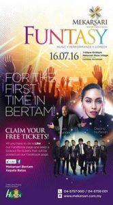 Kepala Batas Largest Free Concert