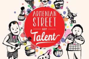 Armenian Street's Got Talent