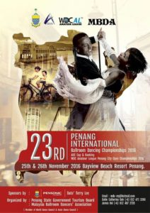 Penang International Ballroom Dancing Championships