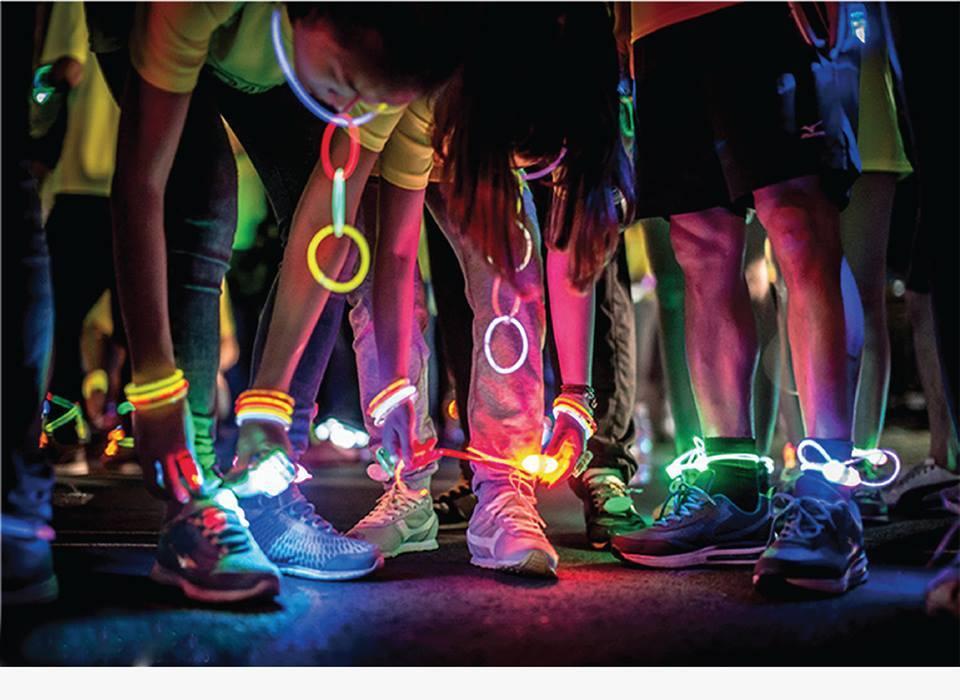 Neon Street Run 2017