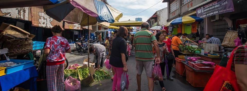 Wet Market Tour