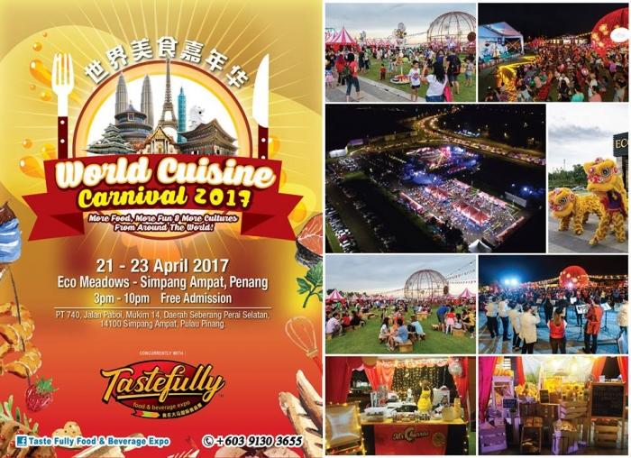 World Cuisine Carnival 2017