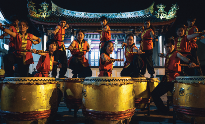 An Evening of Lights @ Khoo Kongsi
