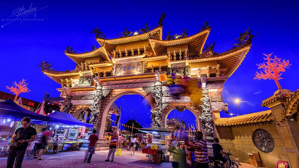 Nine Emperor Gods Festival 2017