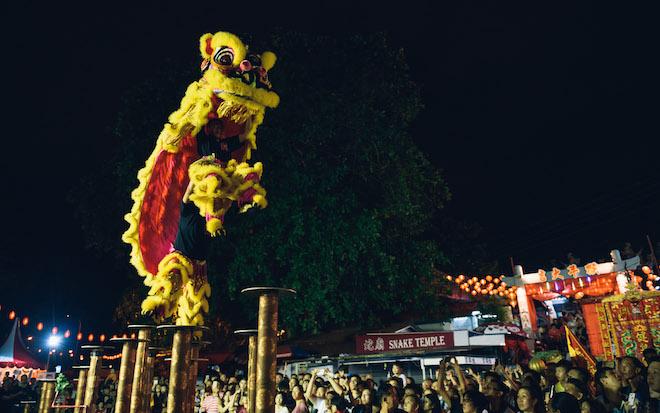 Festival of Cheng Chooi Chor Soo Kong's Birthday