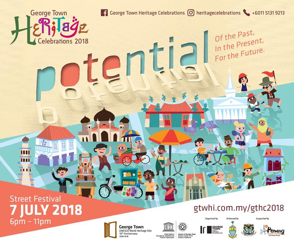 George Town Heritage Celebrations 2018