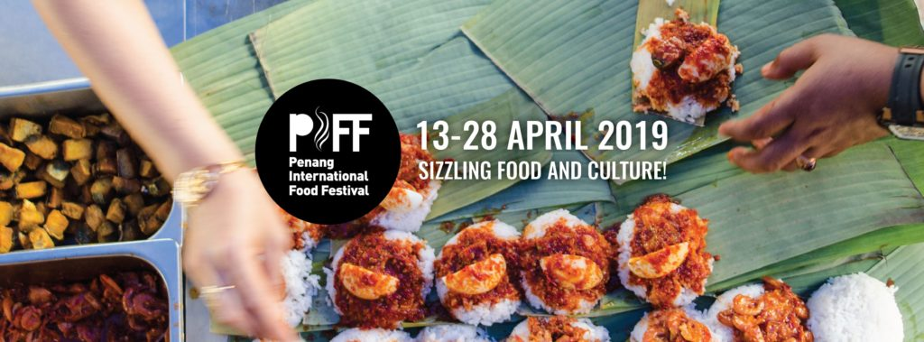 Penang International Food Festival 2019