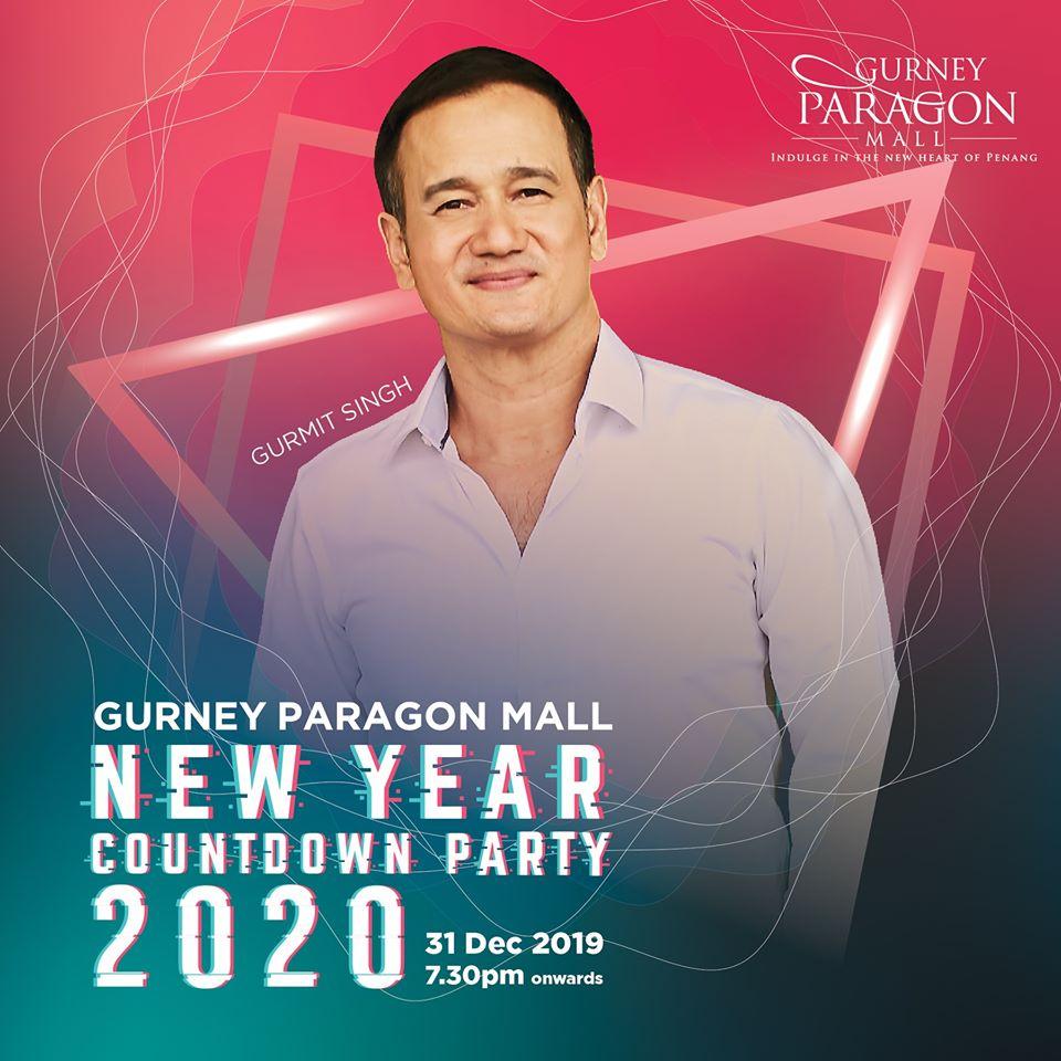 Phua Chu Kang at Gurney Paragon