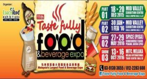 Tastefully Food and Beverage Expo 2016