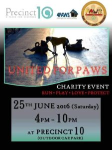 United for Paws Charity Event
