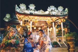 An Evenings of Lights At Khoo Kongsi