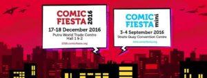 Comic Fiesta Mini 2016