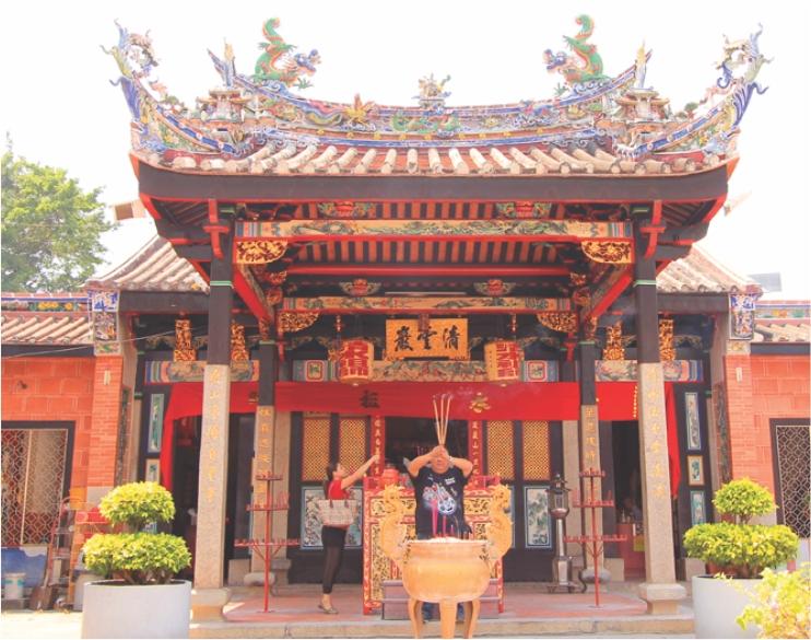 Snake Temple Celebration 2017