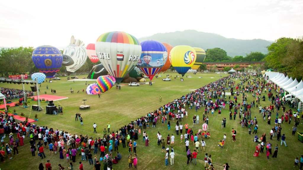 Penang Hot Air Balloon Fiesta 2017