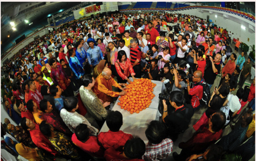Penang State Chief Minister's Chinese New Year Open House