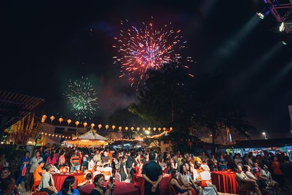 Pai Ti Kong Festival 2017