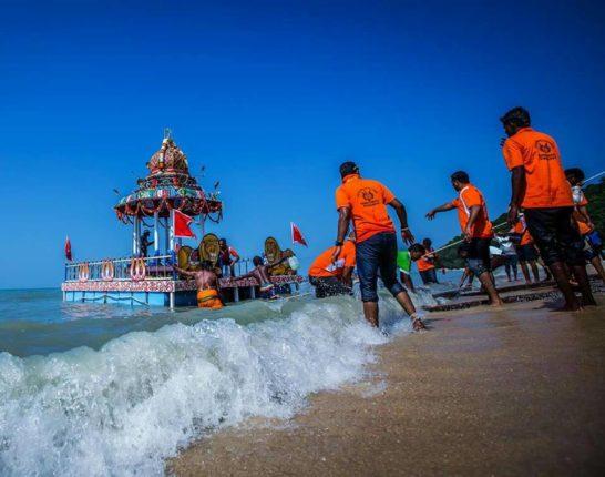 The Masi Magam Float Festival