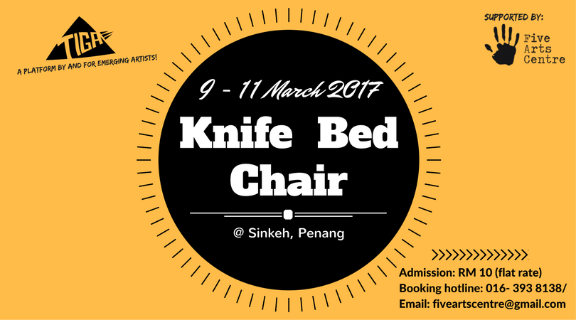 Knife Bed Chair