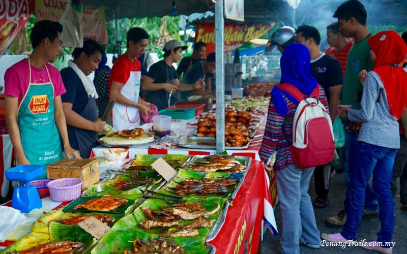 Ramadan Bazaar penang