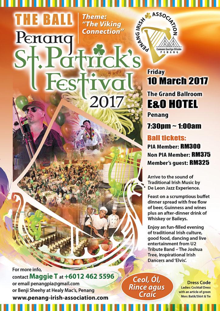 St. Patrick's Festival 2017