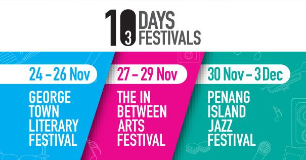 10 Days 3 Festivals