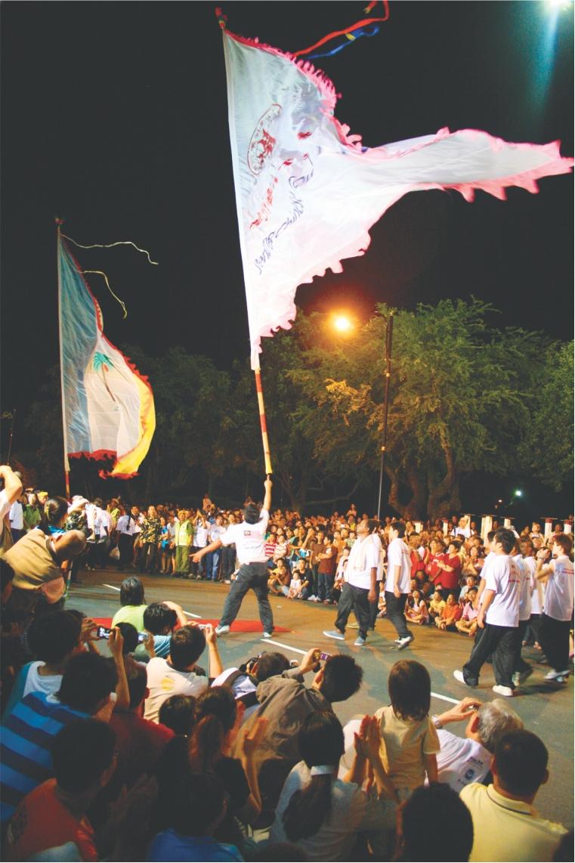Seberang Perai Chingay Parade
