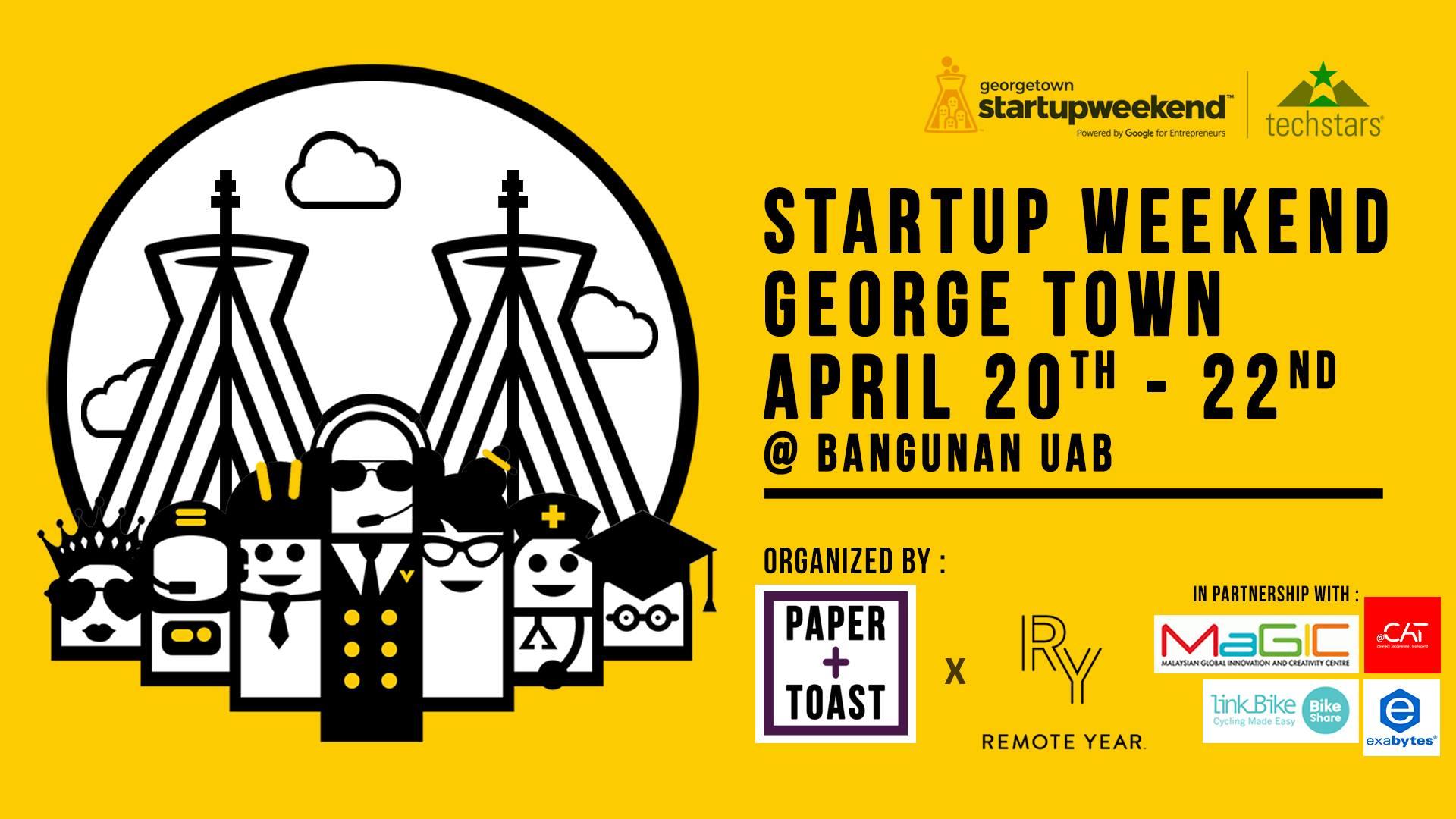 Startup Weekend George Town