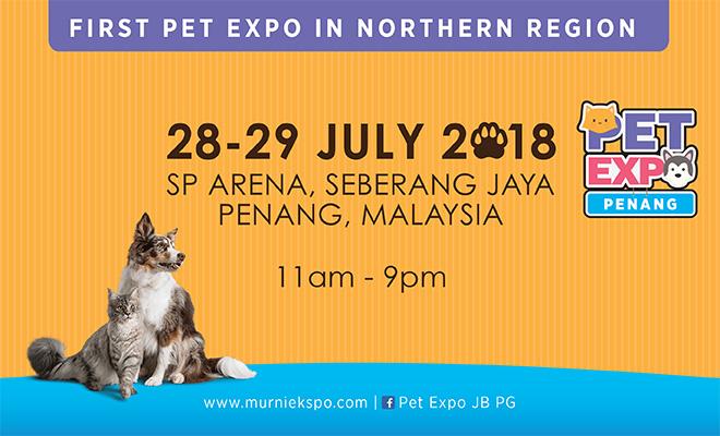 Pet Expo Penang 2018