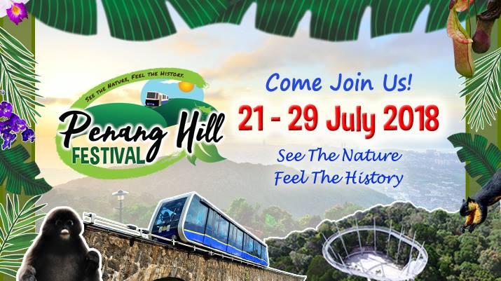 penang hill festival 2018