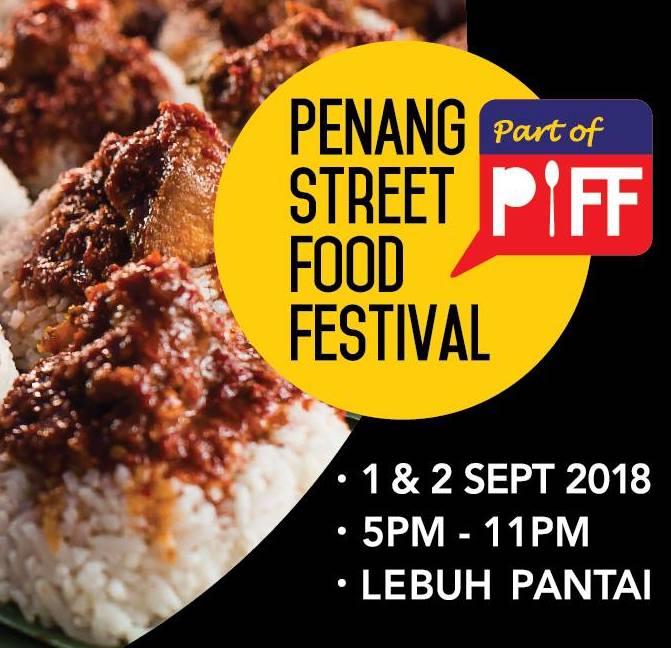 Penang Food Festival 2018