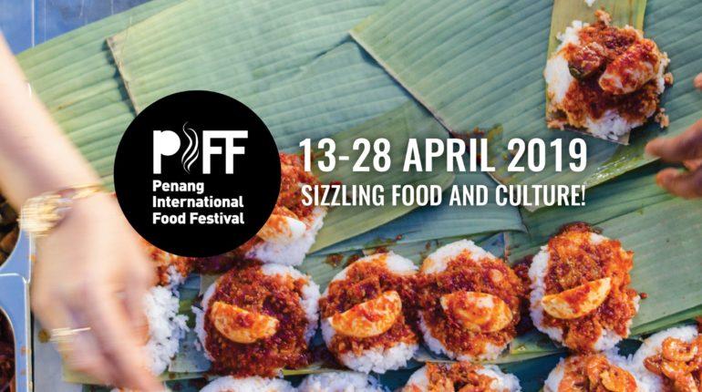 Penang International Food Festival 2019