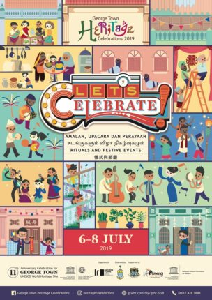 George Town Heritage Celebrations July 6th-8th 2019