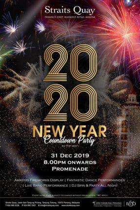Straits Quay Countdown Celebration