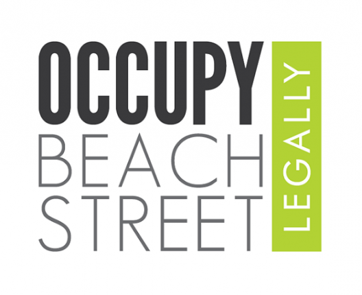 Occupy Beach Street