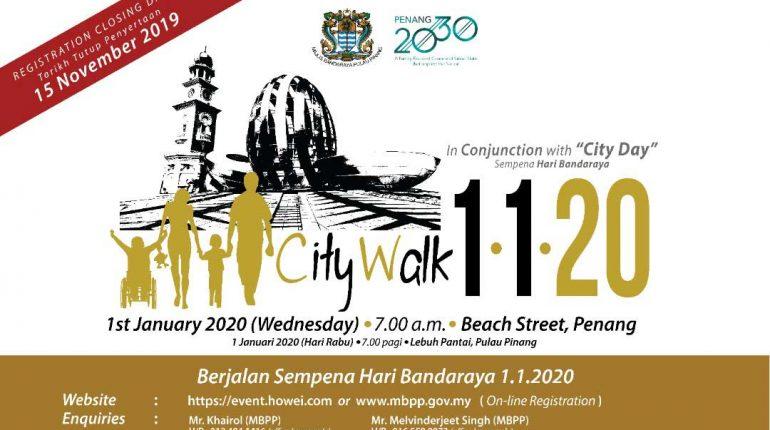 City Walk 2020