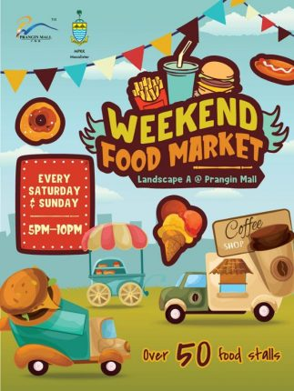 The Weekend Food Market