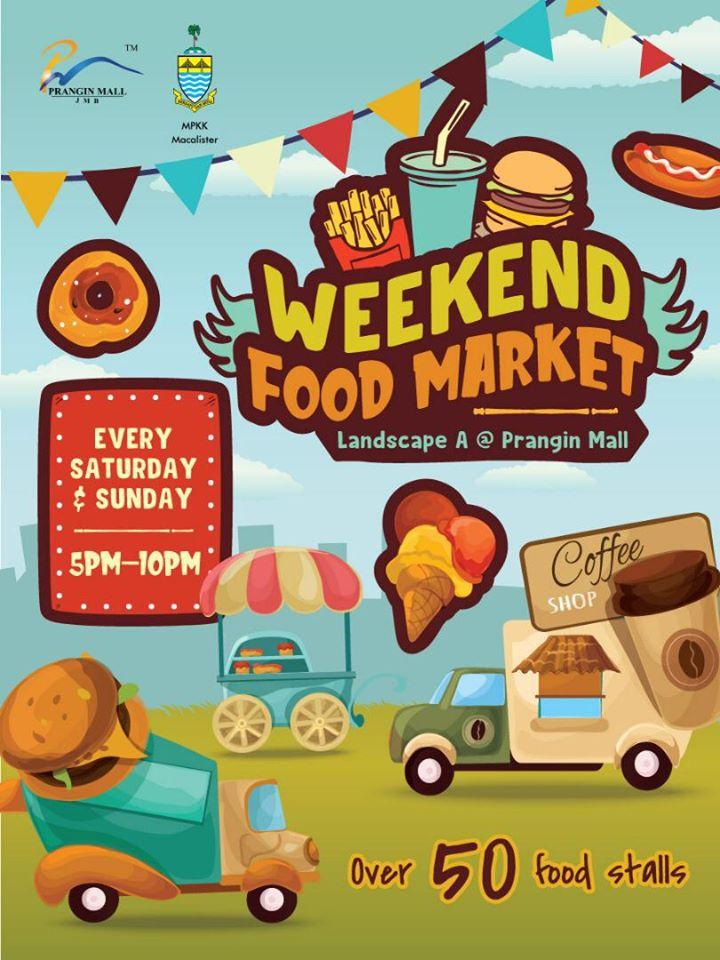 The Weekend Food Market