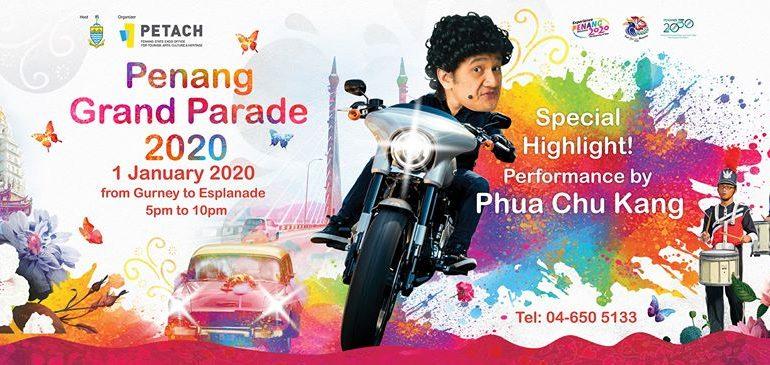 Penang Grand Parade 2020