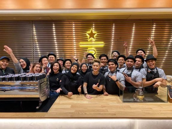 Starbucks Reserve in Penang has officially open!