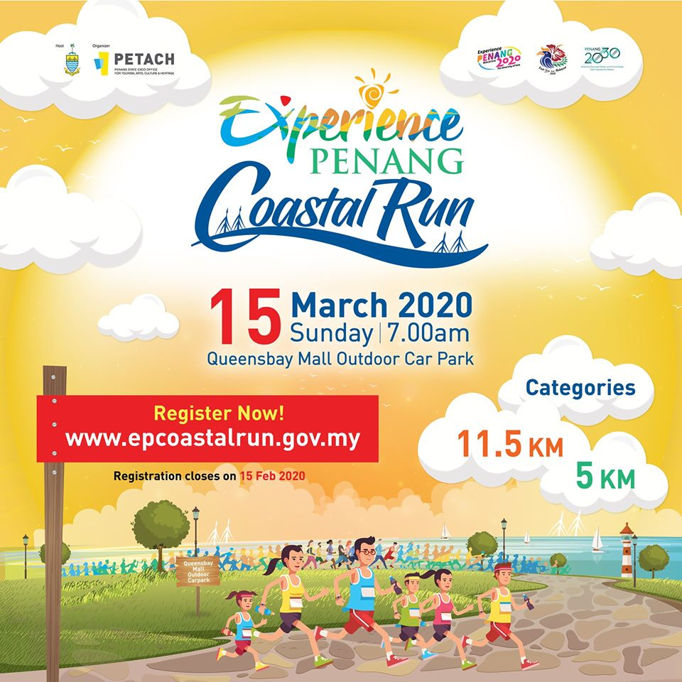 Experience Penang Coastal Run