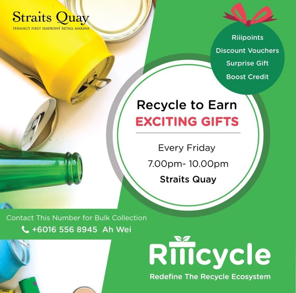 Recycle to Earn Exciting Gifts