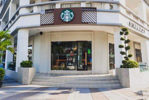 Starbucks Bayan Baru Opening Promotions