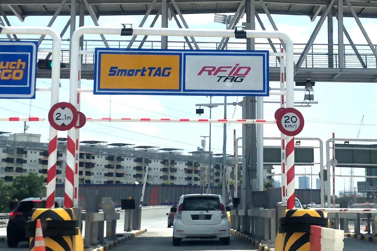 PLUS RFID offers 20% discount for Penangites travelling on the Penang Bridge