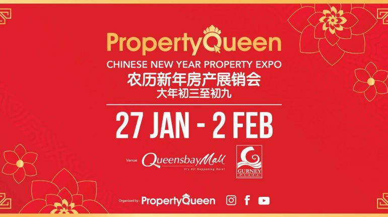 Property Queen Chinese New Year Property Expo