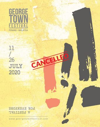 George Town Festival 2020 has been cancelled