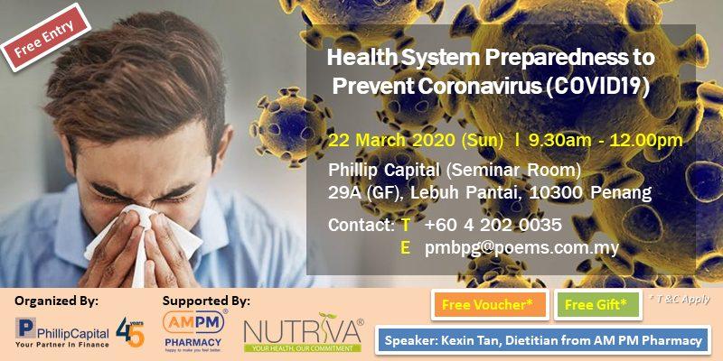 Health System Preparedness to Prevent Coronavirus (COVID19)